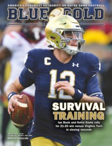 Blue and Gold Illustrated – November 9, 2019