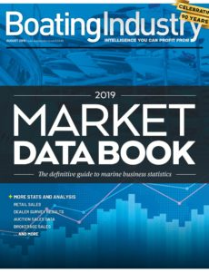 Boating Industry – Market Data Book 2019 – August 2019