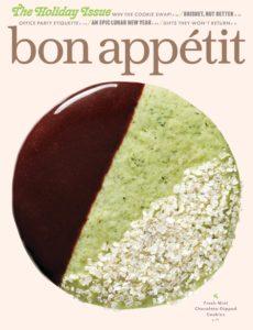 Bon Appetit – December 2019