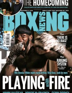 Boxing News – 19 November 2019