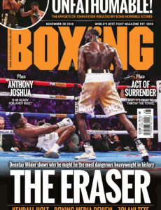 Boxing News – November 26, 2019