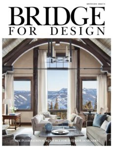 Bridge For Design – Winter 2019