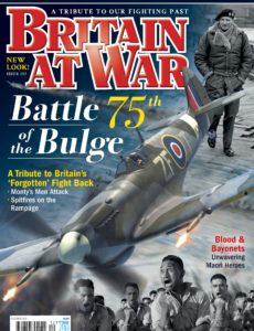Britain at War – December 2019