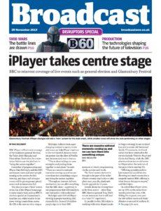 Broadcast Magazine – 29 November 2019