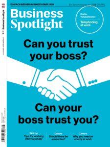 Business Spotlight Nr 8 – November-Dezember 2019
