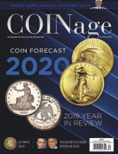 COINage – December 2019-January 2020