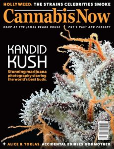 Cannabis Now – Issue 39 – October-November 2019