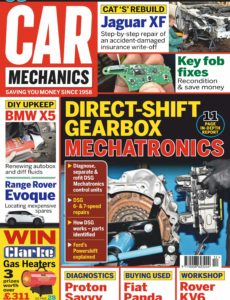 Car Mechanics – December 2019