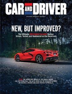 Car and Driver USA – December 2019