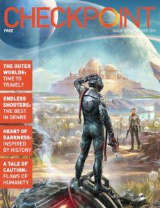 Checkpoint Magazine – Issue 13 – December 2019