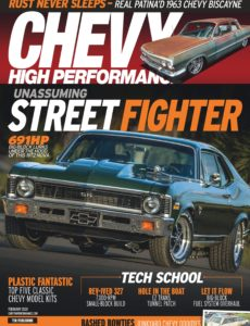 Chevy High Performance – February 2020