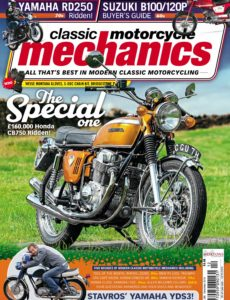 Classic Motorcycle Mechanics – December 2019