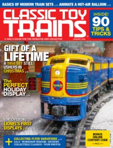 Classic Toy Trains – January 2020