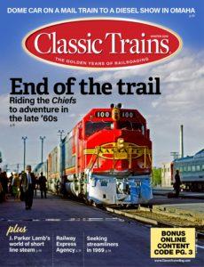 Classic Trains – Winter 2019