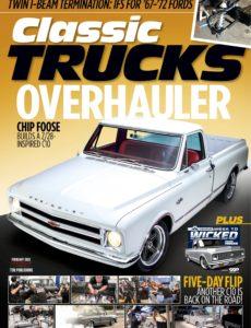 Classic Trucks – February 2020