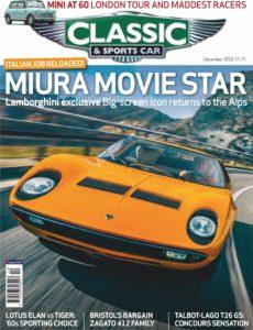 Classic & Sports Car UK – December 2019