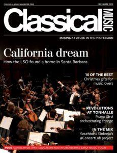 Classical Music – December 2019
