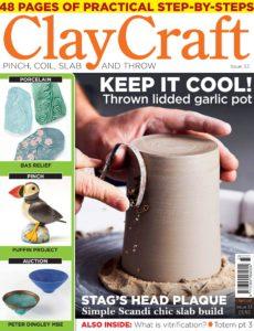 ClayCraft – Issue 33 – November 2019
