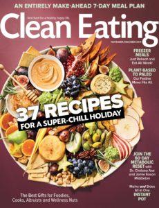 Clean Eating – November-December 2019