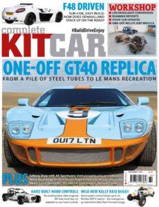 Complete Kit Car – December 2019