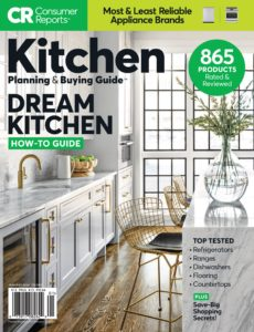 Consumer Reports Kitchen Planning and Buying Guide – January 2020
