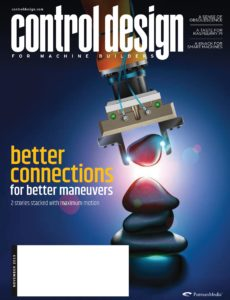 Control Design – November 2019