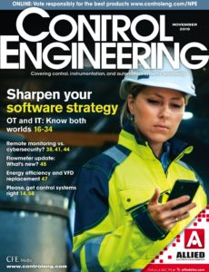 Control Engineering – November 2019
