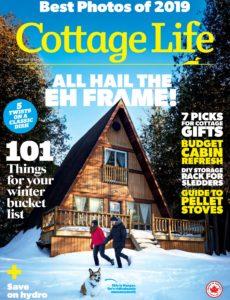 Cottage Life – Winter 2019-2020