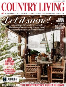 Country Living UK – December 2019