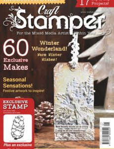 Craft Stamper – January 2020