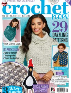 Crochet Now – Issue 48 – October 2019