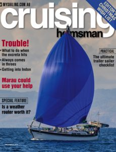 Cruising Helmsman – December 2019