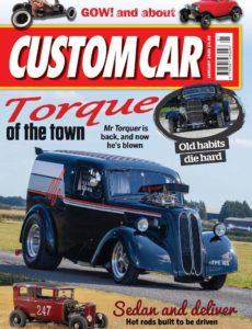 Custom Car – January 2020