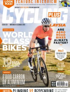 Cycling Plus Malaysia – November-December 2019