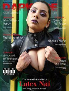 Darkside Magazine – Issue 19 – October 2019