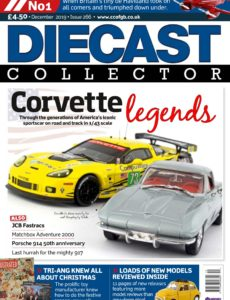 Diecast Collector – Issue 266 – December 2019