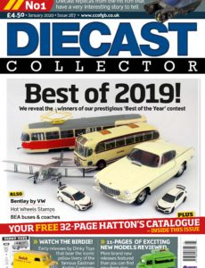 Diecast Collector – Issue 267 – January 2020