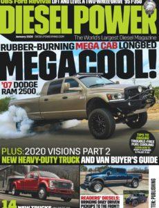 Diesel Power – January 2020
