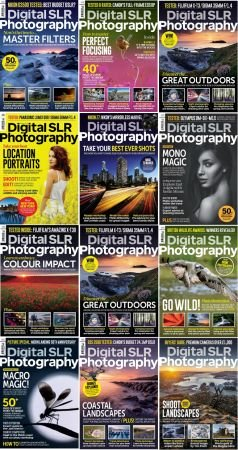 Digital SLR Photography – 2019 Full Year Issues Collection
