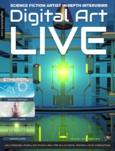 Digital Art Live – November 2019