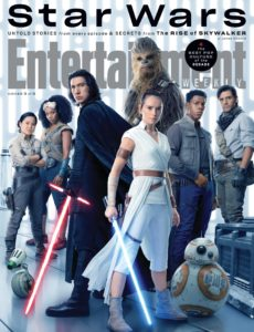 Entertainment Weekly – December 01, 2019