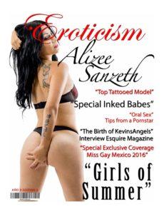 Eroticism Magazine – Girls of Summer 2016
