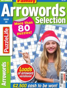 Family Arrowords Selection – 01 November 2019