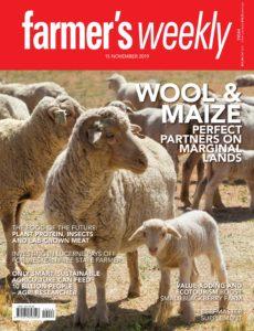Farmer's Weekly – 15 November 2019
