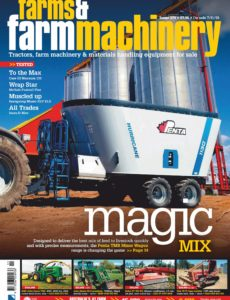 Farms and Farm Machinery – December 2019