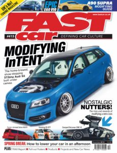 Fast Car – December 2019