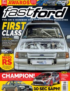 Fast Ford – Issue 417 – January 2020