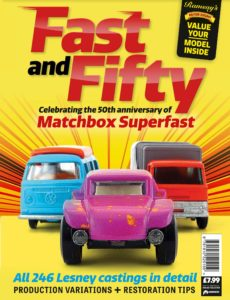 Fast & Fifty – November 2019