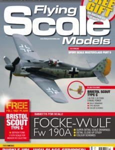 Flying Scale Models – December 2019
