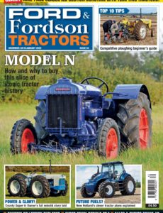 Ford & Fordson Tractors – Issue 94 – December 2019 – January 2020